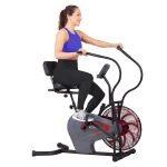 Body Rider Stationary Upright Air Resistance Fan Bike Review