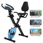 Ancheer As Seen On TV Cycle 3-in-1 Stationary Bike Review