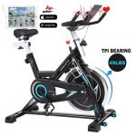 Bellar Sport Indoor Cycling Bike Stationary review