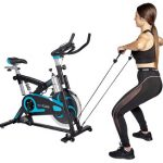 Body Xtreme Fitness Bundle Black/Silver Home Exercise Bike Review